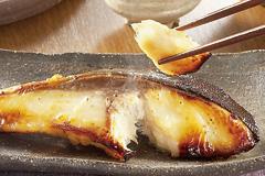 オリーブハマチの味噌漬け